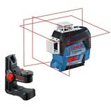 Pack Laser GLL 3-80 C + BM1 + Cible + L-Boxx