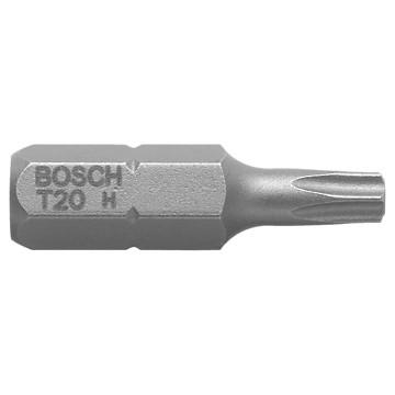 Embouts de vissage courts et longs T20 longueur 25 Bosch