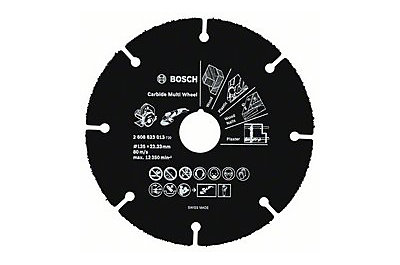 Disque à tronçonner carbure Multi Wheel