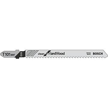 Lames de scie sauteuse Clean pour bois dur Bosch