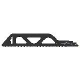 Lames de scie sabre - Special for Brick S 1243 HM