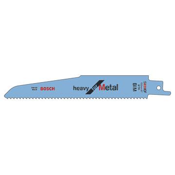 Lames de scie sabre Robuste pour métal Bosch
