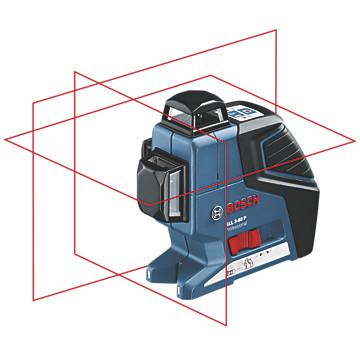 Laser plan GLL 3-80 P avec trépied BT 150 Bosch