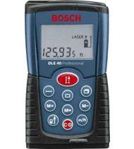 Télémètre laser DLE 40