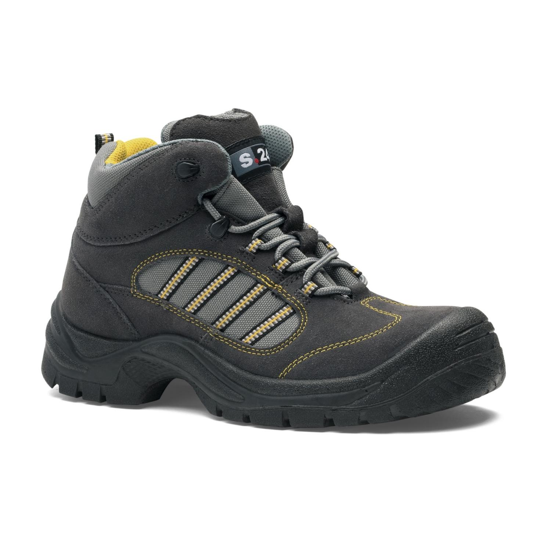 Chaussures hautes Jet 5062 - Gris/Jaune/Noir S.24