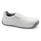 Chaussures de sécurité agroalimentaires basses Milk Evo blanches