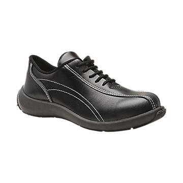 Chaussures de sécurité basses noires Marie S24