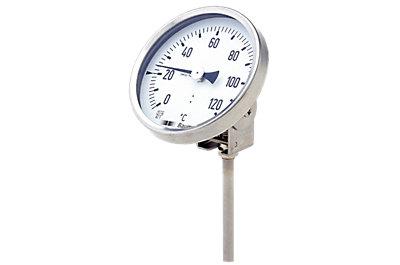 Thermomètre TBI Ø100 raccord arrière