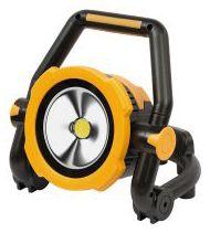 Projecteur LED portable 20W étanche rechargeable