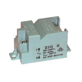 Allumage radiateur gaz