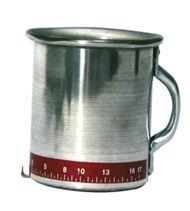 Tasse mesure débit eau
