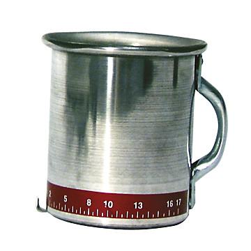 Tasse mesure débit eau Diff