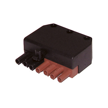 CONNECTEUR MALE 7 POLES 803020 MULTIBROCHE Diff