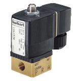 Electrovanne 6014 NF sans cde manuelle FKM