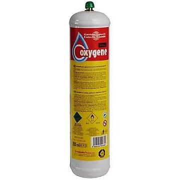 Bouteille d'oxygène Castolin