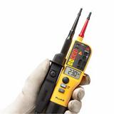Détecteur de tension BT MS-918-PG