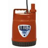 Pompe d'assèchement Family 12