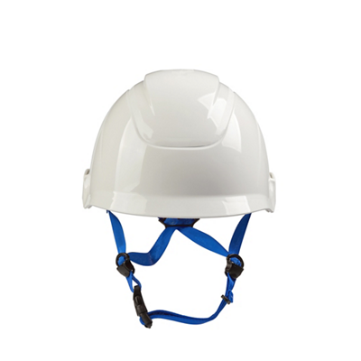 Casque de chantier blanc Nexus HeightMaster Centurion