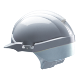 Casque de chantier Reflex blanc