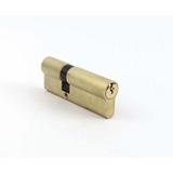 Cylindre européen double laiton 30 x 60