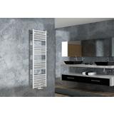 Sèche-serviettes eau chaude tubes droits Essential à raccordement central