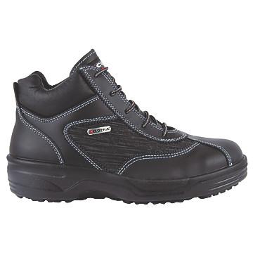 Chaussures de sécurité hautes Brigitte S3 SRC Cofra
