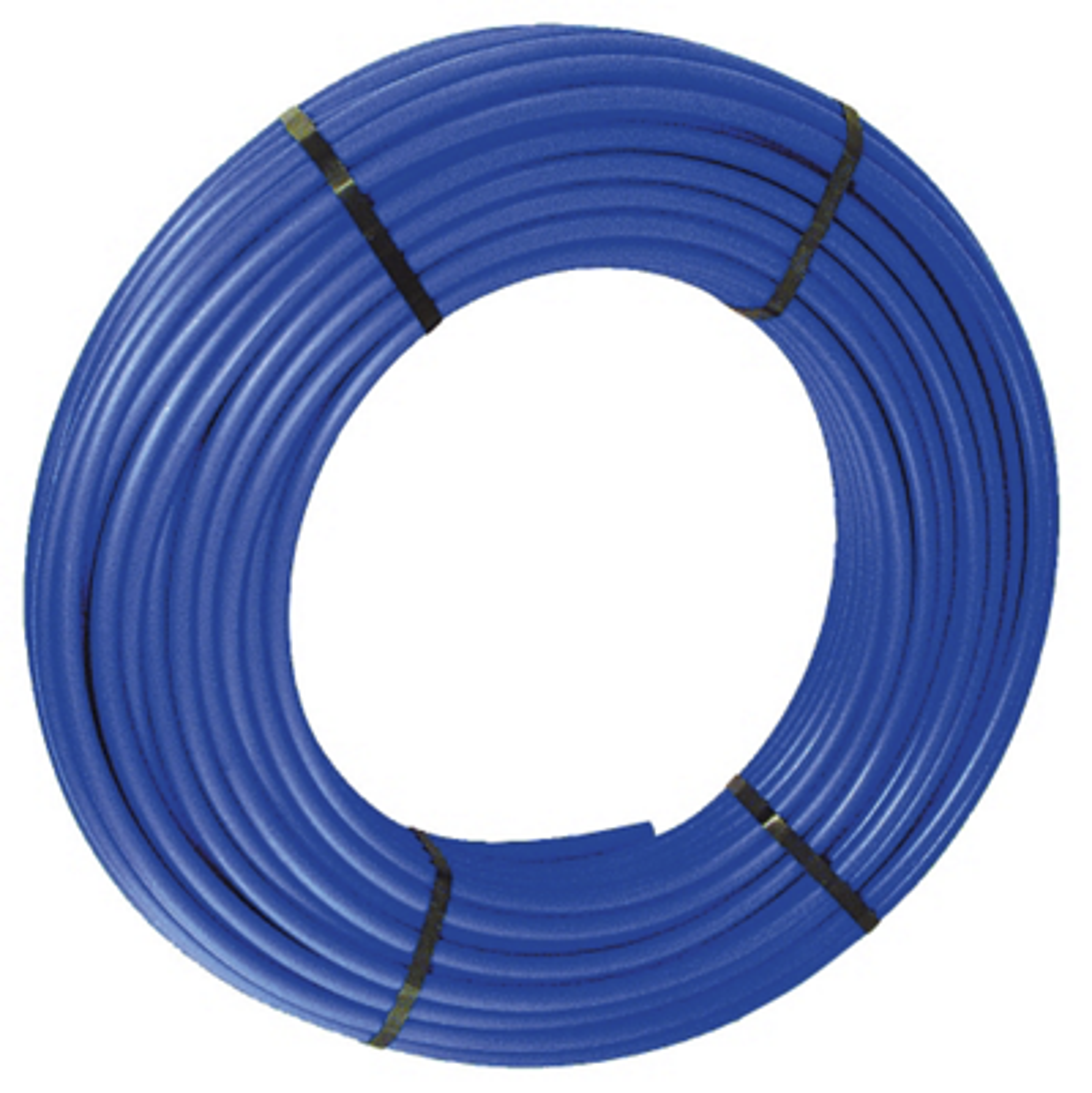 Tube PER nu - Bleu Pipex
