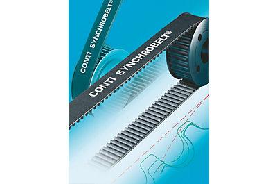Courroies HTD 8M CXA largeur 85 mm - Inf à 900 mm - pas 8 mm
