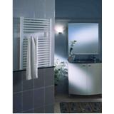 Sèche-serviettes eau chaude tubes cintrés