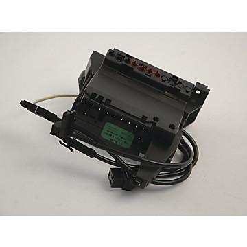 Cassette raccord précâblée - NC4 capot gris pour SH113 Cuenod