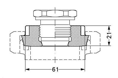 Raccord DN50