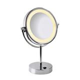 Miroir LED cosmétique VISSARDO grossissant