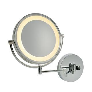 Miroir LED mural cosmétique Vissardo SLV