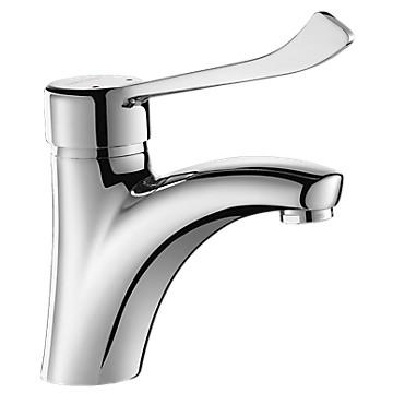 Mitigeur lavabo santé 2521L à bec fixe sans vidage Delabie