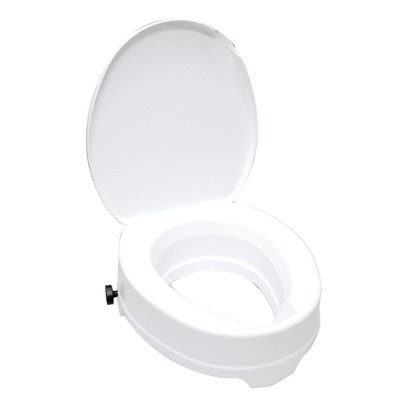 Réhausse avec abattant WC Delabie