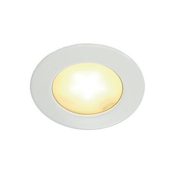 Spot encastré LED DL126 Slv