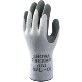 Gants enduits latex gris THERMO GRIP451