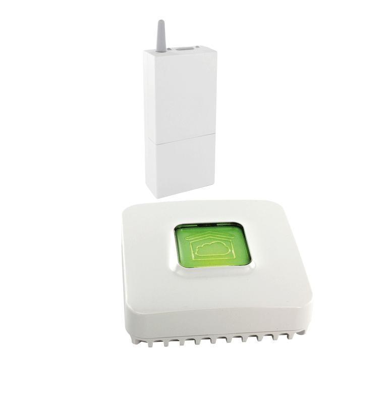 Pack automatisme extérieur connecté TYXIA 6410 Delta Dore