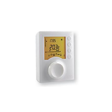 Thermostat Tybox pour chaudière ou pompe à chaleur (PAC) Delta Dore