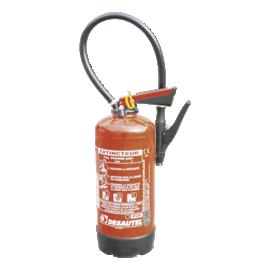Sécurité incendie, extincteur