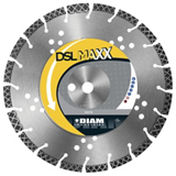 Lot de 5 Disques diamant DSL MAXX D.230