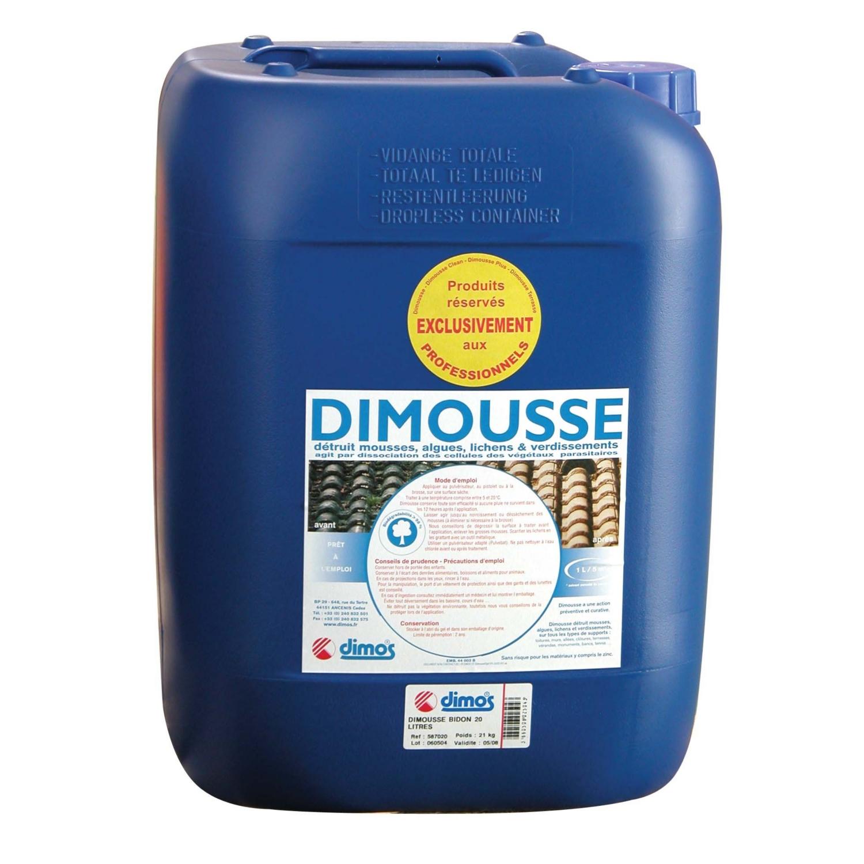 Dimousse 20 litres Dimos