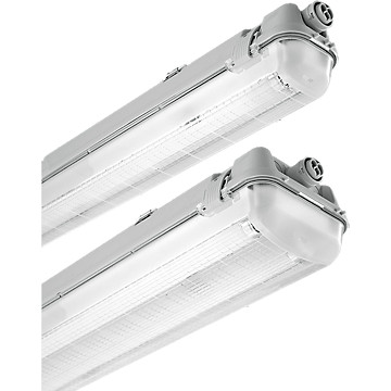 Luminaire étanche Hydro 960 pour tube  fluorescent T5 Disano