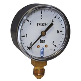 Manomètre et thermomètre