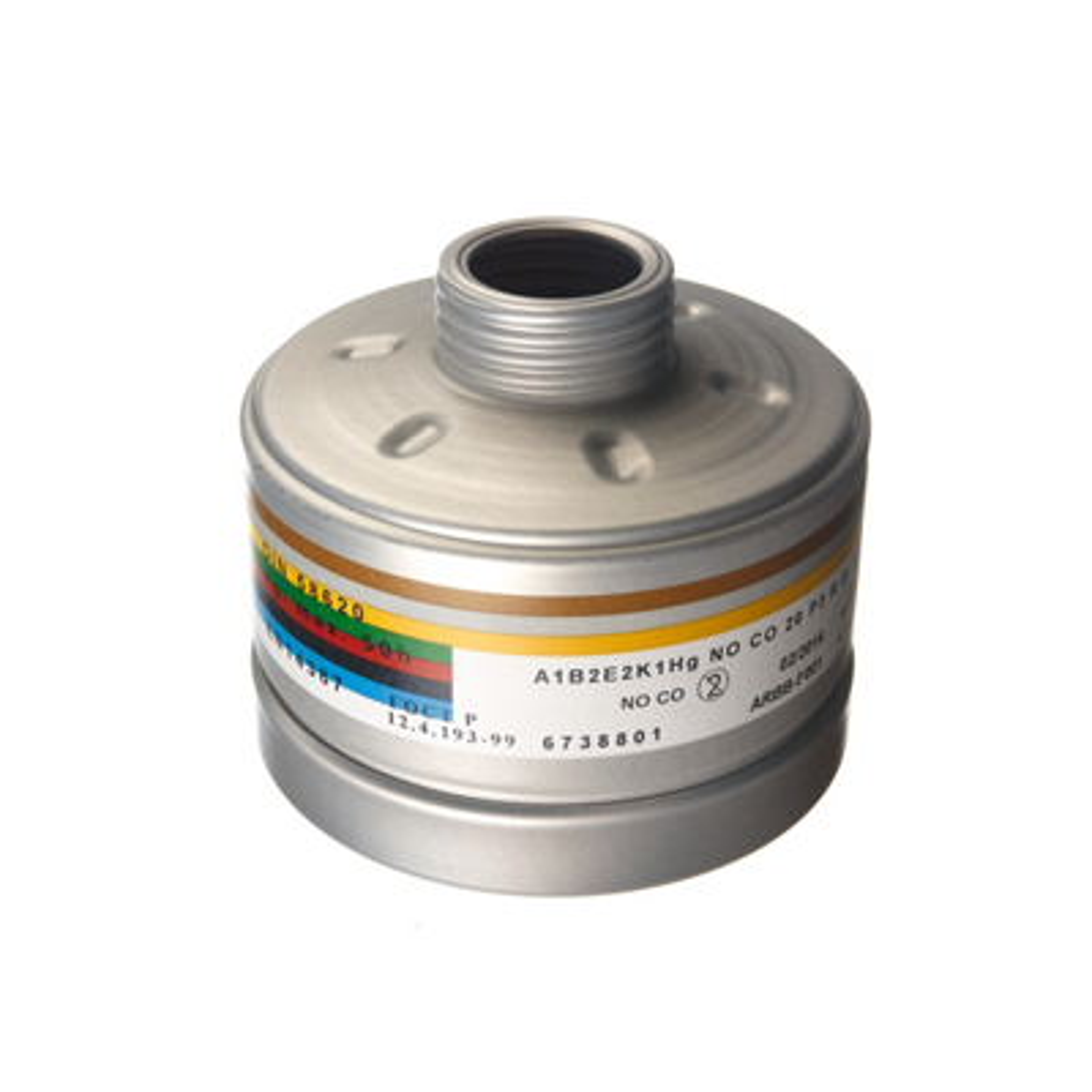 Filtre X-plore® RD40 - A1B2E2K1 HG CO20 NO P3 Dräger