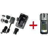 Détecteur multigaz X-am 2500 et batterie NiMH rechargeable
