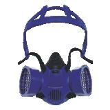 Demi-masques réutilisables X-plore 3300