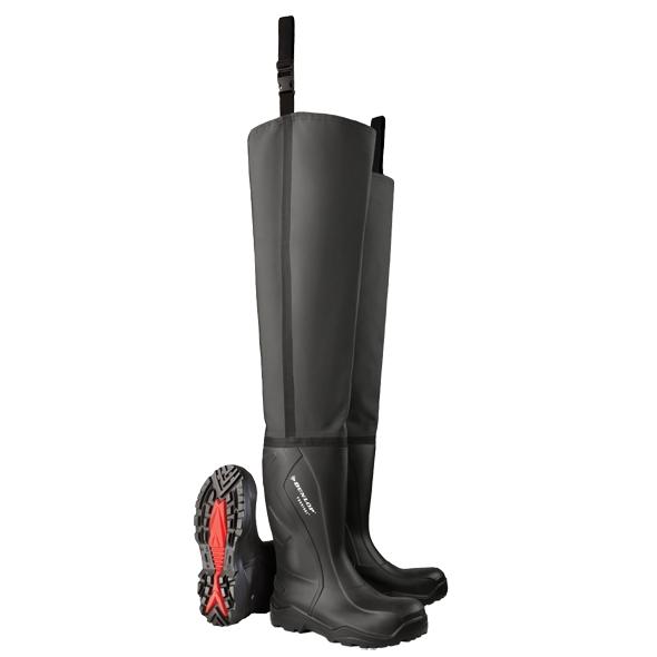 Bottes + Cuissardes Purofort+ C762043.TW - Noir Dunlop