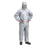 Combinaison grise Tychem® 6000 F