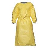 Blouse jaune Tychem® 2000 C
